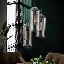 glas pendelleuchte esszimmer frankfurt hängele bei möbelhaus düsseldorf