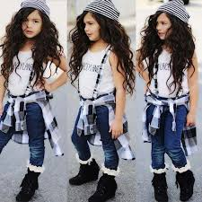 Street Outfit Fashion KidsGirl