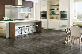 kitchen flooring ideas luxury vinyl tile hardwood and vinyl sheet