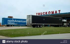 Iowa 80 Truckstop Walcott Iowa Stock Photos & Iowa 80 Truckstop ...