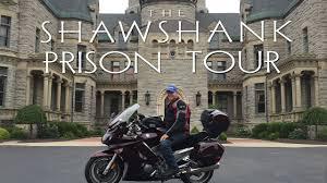 Mansfield Prison Tours Halloween 2015 by Shawshank Prison Motorcycle Trip Yamaha Fjr1300 Youtube