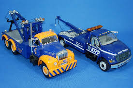 100 Toy Tow Trucks For Sale FIRST GEAR DIECAST TOW TRUCKS 1960 GULF OIL WRECKER NYPD NEW YORK