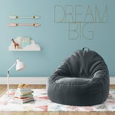 The 7 Best Bean Bag Chairs Of 2019 Bean Bag Chair Natural Porch Den Lianna Pinkwhite Cotton Canvas Striped Storage Toddler Lounge Seatoganizer Blue Bean Bag Madly Indian Studio Premium Orange Style Homez Urban Design Denim Stripes Printed Chair Xxl Size With Beans Sackit Retorit Beanbag Sand Cala Stuffed Animal Extra Large 38 Kids Soft Toy 100 Chaircamouflage Oversize Giant Adult Black Dorm Fniture 8ft Sofa College Shop Multiple Sizescolors Walmartcom Mochi Beanbag Thick White Brass