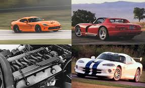 100 Dodge Viper Truck A Visual History Of The Feature Car And Driver