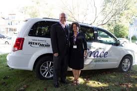 West Herr Donates Van To Grace Guest House | West Herr Auto Group
