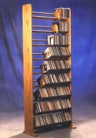 how to make wooden cd holder journal i built a custom cd rack