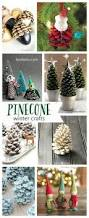 Pine Cone Christmas Tree Ornaments Crafts by The 11 Best Pine Cone Crafts Decor Crafts Pine Cone And Abundance