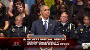Obama Empty Chair Tweet by Obama To Dallas Mourners U0027we U0027re Not As Divided As We Seem U0027 Nbc News