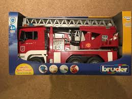 Bruder Fire Engine | In Randalstown, County Antrim | Gumtree Bruder Mack Granite Fire Engine With Slewing Ladder Water Pump Toys Cullens Babyland Pyland Man Tga Crane Truck Lights And So Buy Mack Tank 02827 Toy W Ladder Scania R Serie L S Module Laddwater Pumplightssounds 3675 Mb Across Bruder Toys Sound Youtube Land Rover Vehicle At Mighty Ape Nz Arocs With Light 03670 116th By
