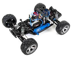 TRAXXAS JATO 3.3 2WD Nitro Stadium Truck W/ TQi, TSM, Telemetry (Red ...