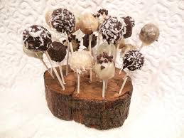 Cake Pop Wedding Stand Oak Tree Rustic Charm Stands And How To Make A Stan