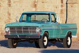100 F100 Ford Truck 1967 4x4 Modern Classic Auto Sales