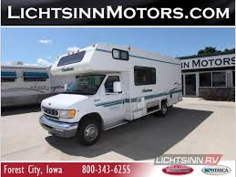 Coachmen Class C Motorhome Floor Plans by Used 1998 Coachmen Rv Catalina 220rk Motor Home Class C At