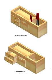 Woodworking Plans Computer Desk Free by Free Woodworking Plans Desk Organizer Complete Woodworking