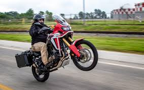 Lemmy Tests The Africa Twin In The Real-life Adventures Of Daily ...