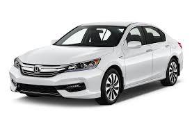 2017 Honda Accord Hybrid First Drive Review