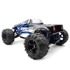 Toys For Boys Rc Model Big Off Road Rally Trucks Remote Control ...