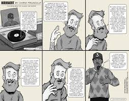 Artist Chris Prunckle Reviews The Third Mixtape By From Chicago MC Chance Rapper Coloring Book In His Signature Six Panel Comic Strip Form