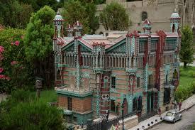 Casa Vicens Barcelona Spain