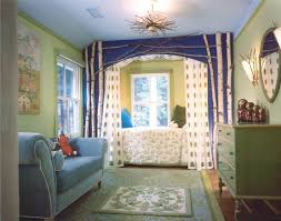 Carpet Ideas For Home Luxurious Girl Bedroom Angular Chandelier Blue Sofa Floral Pattern Decoration Inspiration