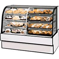 Federal CGR5042DZ High Volume Bakery Display Case