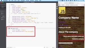 Text Decoration Underline More Space by Css Additional Css Properties To Style Text Ilovecoding