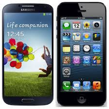 Apple s iPhone 5 Vs Samsung s Galaxy S4 Are they worth the price