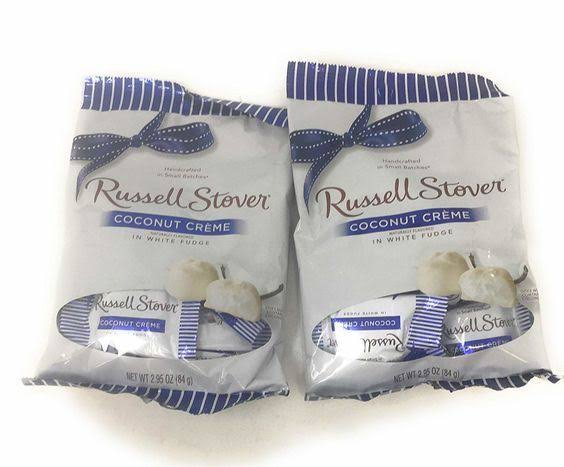 Russell Stover Milk Chocolate Coconut Creme
