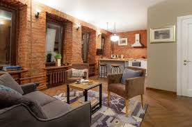 Modern Interior In An Old House With Touch Of Late 19th Century
