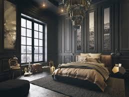 51 schlafzimmer ideen dunkel black bedroom design modern