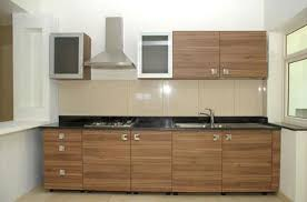 Luxury PVC Modular Kitchen Design