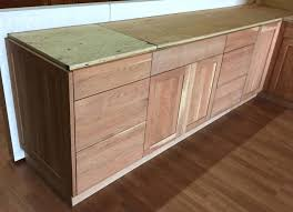 Unfinished Cabinets Home Depot by Unfinished Maple Shaker Cabinet Doors Wood Kitchen Cabinets