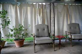 Outdoor Patio Curtains Ikea by Diy Outdoor Patio Drop Cloth Curtains Canvas Best 25 Ideas On