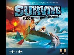 Survive Board Game Video Review