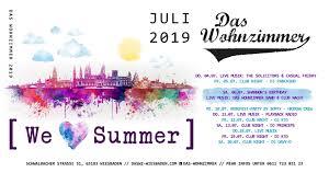20 07 2019 club nacht mit dj davy d das wohnzimmer wiesbaden