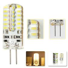1pcs lot 48 led g4led l dc 12v 6w led bulb 3014smd led spot