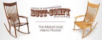 100 Comfy Rocking Chairs Jack Schmitt Fine Woodwork The Maker Of Jacks Handmade Butt