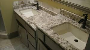 Chandelier Over Bathroom Sink by Vintage Kitchen Interior Design With Double Mini Chandelier Over