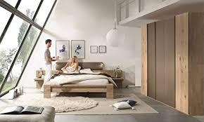 thielemeyer schlafzimmer set mit bett 180 x 200 cm wildeiche