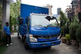 Daimler Rolls Out Electric Truck In New York   Bloomberg NEF