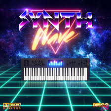 80s Synth Wave On Behance