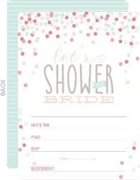 Fill In Bridal Shower Invitations And The Bezaubernd Unique 1