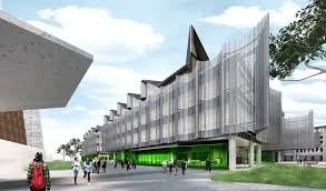 100 Wardle Architects John Gateway Building For Monash University