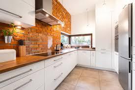 steinwand in der küche so schaffen sie eine tolle steinoptik