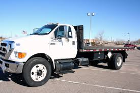 F750 Flatbed Trucks For Sale