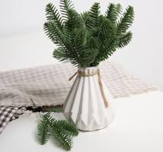 Hot Popular Artificial Christmas Trees Decorative Simulation Plant Flower Accessories Tree Branches On Sale