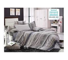 Twin Xl Bed Sets by Lafoil Twin Xl Comforter Set College Ave Designer Series