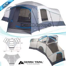 Ozark Trail 16 Person 3 Room Tent X Large Cabin Split Family ... Ozark Trail 9 Person 2 Room Instant Cabin Tent With Screen My Ozark Trail Connectent Explore Texas Napier Backroadz Truck Vs 10person Xl Family Sportz 57 Series Compact Regular Bed Cool Stuff 10 Person Cabin 3 Rooms Tents All Season Buy Camping Outdoor Canopies Online At Overstockcom Napier Backroadz Compact Short 6feet Greenbeige Climbing Adventure 1 Truck Tent Dome Toyota Tested My Cheap Today Pinterest Cheap Amazoncom Avalanche Iii Sports Outdoors 22 Piece Combo Set Sleeping Bags
