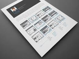 Home Downloads 5 CV Resume InDesign Templates
