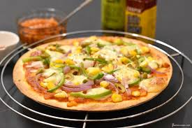 Healthy Veg Pizza Recipe